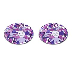 Fms Confusion Cufflinks (Oval)