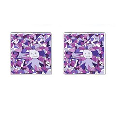 Fms Confusion Cufflinks (square)