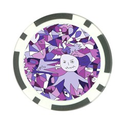 Fms Confusion Poker Chip