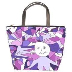 Fms Confusion Bucket Handbag