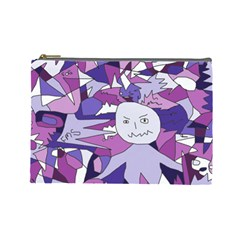 Fms Confusion Cosmetic Bag (Large)