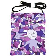 Fms Confusion Shoulder Sling Bag
