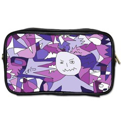 Fms Confusion Travel Toiletry Bag (Two Sides)