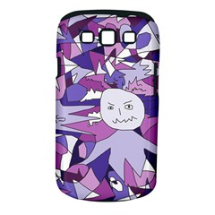 Fms Confusion Samsung Galaxy S III Classic Hardshell Case (PC+Silicone)