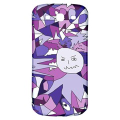 Fms Confusion Samsung Galaxy S3 S III Classic Hardshell Back Case