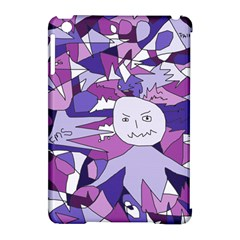 Fms Confusion Apple iPad Mini Hardshell Case (Compatible with Smart Cover)