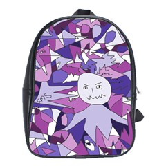 Fms Confusion School Bag (XL)
