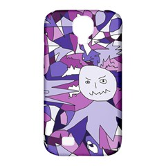Fms Confusion Samsung Galaxy S4 Classic Hardshell Case (PC+Silicone)