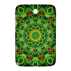 Peacock Feathers Mandala Samsung Galaxy Note 8.0 N5100 Hardshell Case