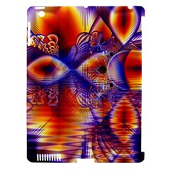 Winter Crystal Palace, Abstract Cosmic Dream Apple iPad 3/4 Hardshell Case (Compatible with Smart Cover)