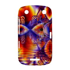 Winter Crystal Palace, Abstract Cosmic Dream BlackBerry Curve 9380 Hardshell Case