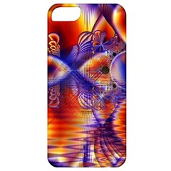 Winter Crystal Palace, Abstract Cosmic Dream Apple Iphone 5 Classic Hardshell Case