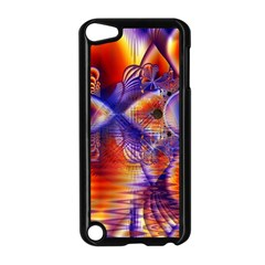 Winter Crystal Palace, Abstract Cosmic Dream Apple Ipod Touch 5 Case (black)