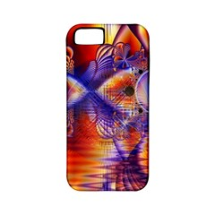 Winter Crystal Palace, Abstract Cosmic Dream Apple Iphone 5 Classic Hardshell Case (pc+silicone)