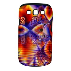 Winter Crystal Palace, Abstract Cosmic Dream Samsung Galaxy S III Classic Hardshell Case (PC+Silicone)