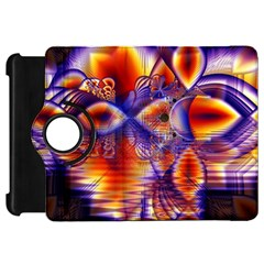 Winter Crystal Palace, Abstract Cosmic Dream Kindle Fire HD 7  (1st Gen) Flip 360 Case