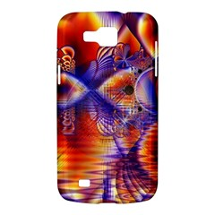 Winter Crystal Palace, Abstract Cosmic Dream Samsung Galaxy Premier I9260 Hardshell Case