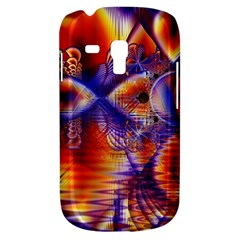 Winter Crystal Palace, Abstract Cosmic Dream Samsung Galaxy S3 Mini I8190 Hardshell Case