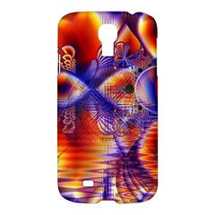 Winter Crystal Palace, Abstract Cosmic Dream Samsung Galaxy S4 I9500/i9505 Hardshell Case