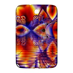 Winter Crystal Palace, Abstract Cosmic Dream Samsung Galaxy Note 8.0 N5100 Hardshell Case