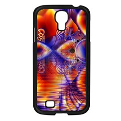 Winter Crystal Palace, Abstract Cosmic Dream Samsung Galaxy S4 I9500/ I9505 Case (black)