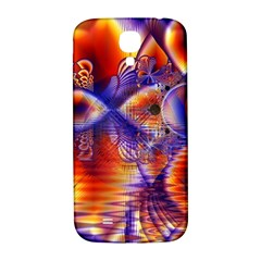 Winter Crystal Palace, Abstract Cosmic Dream Samsung Galaxy S4 I9500/I9505  Hardshell Back Case