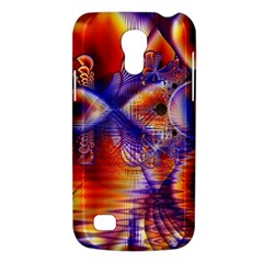 Winter Crystal Palace, Abstract Cosmic Dream Samsung Galaxy S4 Mini (GT-I9190) Hardshell Case