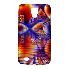Winter Crystal Palace, Abstract Cosmic Dream Samsung Galaxy S4 Active (I9295) Hardshell Case