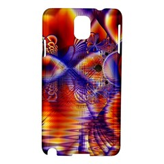 Winter Crystal Palace, Abstract Cosmic Dream Samsung Galaxy Note 3 N9005 Hardshell Case