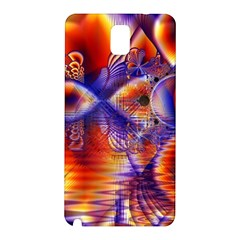 Winter Crystal Palace, Abstract Cosmic Dream Samsung Galaxy Note 3 N9005 Hardshell Back Case