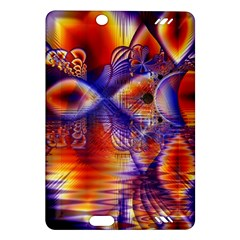 Winter Crystal Palace, Abstract Cosmic Dream Kindle Fire HD 7  (2nd Gen) Hardshell Case