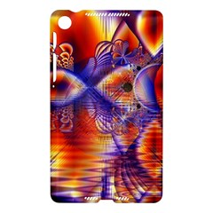 Winter Crystal Palace, Abstract Cosmic Dream Google Nexus 7 (2013) Hardshell Case