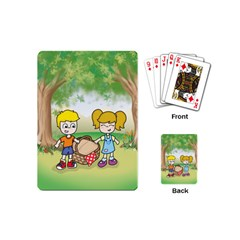 Picnic Time Playing Cards (Mini)