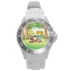 Picnic Time Plastic Sport Watch (Large)