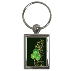 Clover Key Chain (Rectangle)