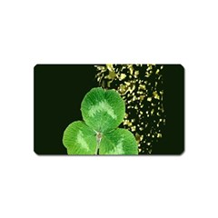 Clover Magnet (Name Card)