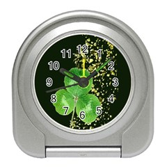 Clover Desk Alarm Clock