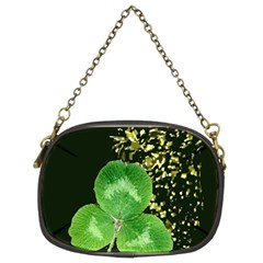 Clover Chain Purse (two Sided)