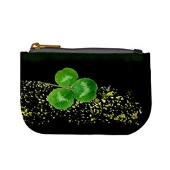 Clover Coin Change Purse