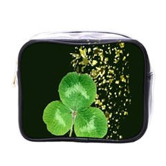 Clover Mini Travel Toiletry Bag (one Side)