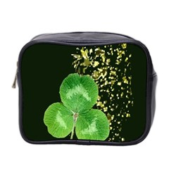 Clover Mini Travel Toiletry Bag (Two Sides)