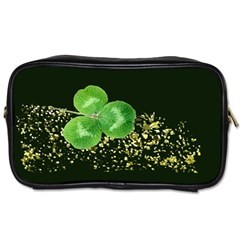 Clover Travel Toiletry Bag (Two Sides)