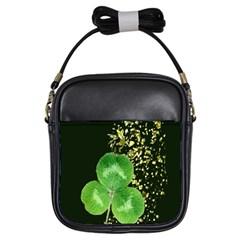 Clover Girl s Sling Bag