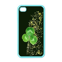 Clover Apple Iphone 4 Case (color)
