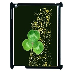 Clover Apple iPad 2 Case (Black)