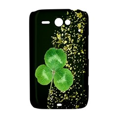Clover HTC ChaCha / HTC Status Hardshell Case