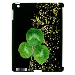 Clover Apple Ipad 3/4 Hardshell Case (compatible With Smart Cover)