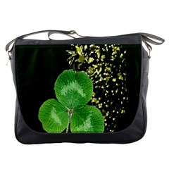 Clover Messenger Bag