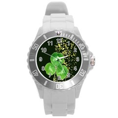 Clover Plastic Sport Watch (Large)
