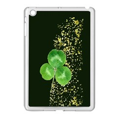 Clover Apple Ipad Mini Case (white)